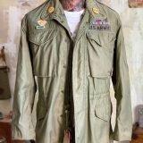 WWII Spearhead M65 field jacket, Wearable Art