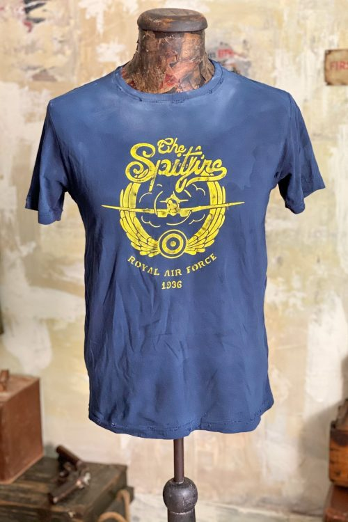 Vintage Royal Air Force, Spitfire t-shirt
