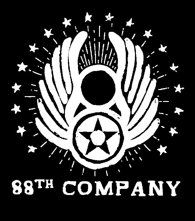 88th company white short